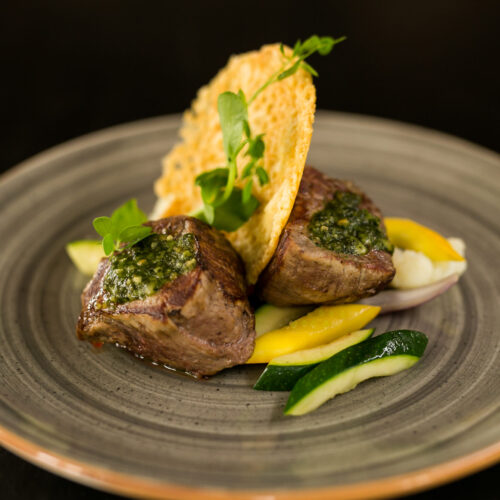 pesto steak_veerhuys_steenwijk